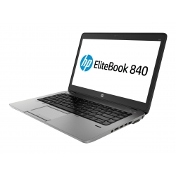 HP EliteBook 840 G2 - 4Go - 240Go SSD - Ubuntu / Linux