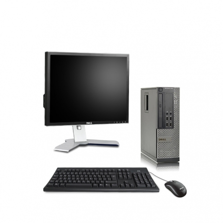 """Dell 7010 SFF + Ecran 19"""""""