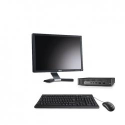 "HP 800 G2 USDT - DM + Ecran 20"""