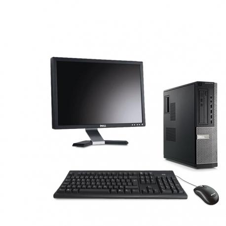 Dell OptiPlex 790 DT - 8Go - 240Go SSD