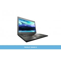 Lenovo ThinkPad T450 - 8Go - 120Go SSD - Grade B
