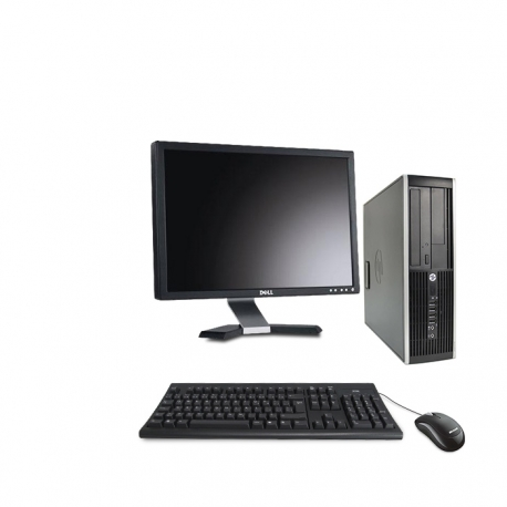 HP Elite 8300 DT - 4Go - 2To + Ecran 20
