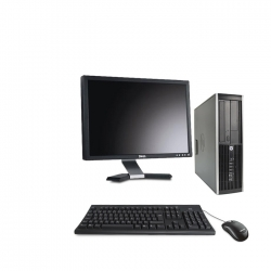 HP Elite 8300 DT - 8Go - 240Go ssd + Ecran 20