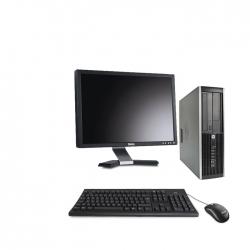 HP Elite 8300 DT - 4Go - 250Go + Ecran 20 - Ubuntu