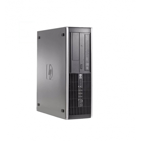 HP Elite 8300 DT - 8Go - 2To