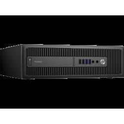 HP ProDesk 600 G2 SFF - i5 - 8Go - 120 Go ssd