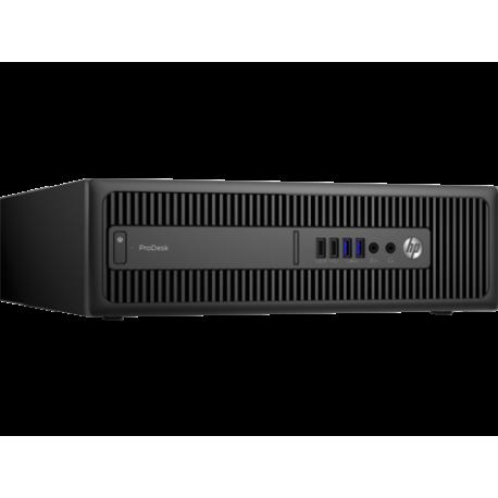HP ProDesk 600 G2 SFF - i5 - 4Go - 500 Go ssd