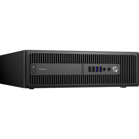 HP ProDesk 600 G2 SFF - i5 - 4Go - 500 Go HDD - Linux