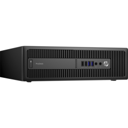 HP ProDesk 600 G2 SFF - i5 - 8Go - 500 Go ssd - linux