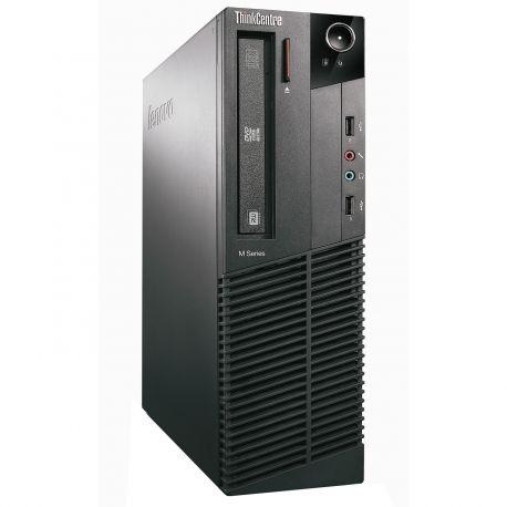 Lenovo ThinkCentre M81 SFF - 8Go - SSD 120Go - Linux