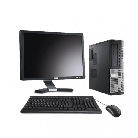 Pack Dell OptiPlex 7010 DT + 20'' écran