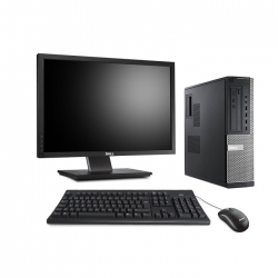 Pack Dell OptiPlex 7010 DT - 8Go - 2To HDD + 22'' - Linux