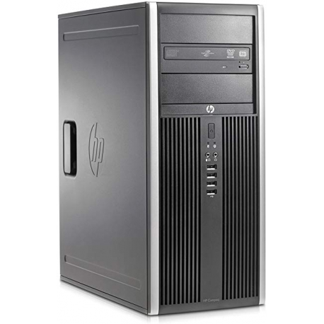 HP Compaq Elite 8200 Tour - 8Go - 240Go SSD