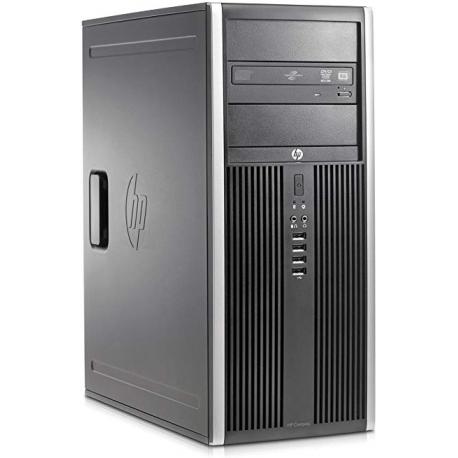 HP Compaq Elite 8200 Tour - 8Go - 2To