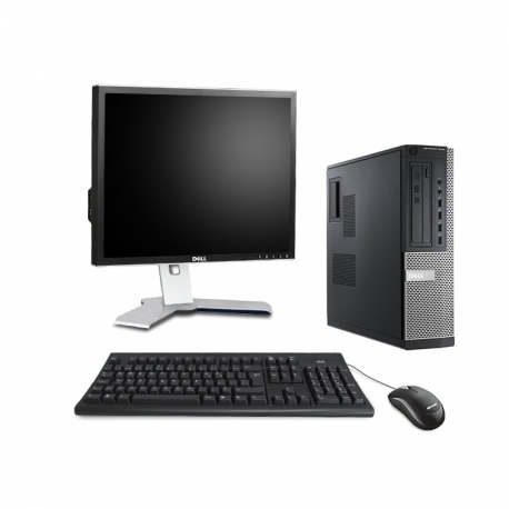 Pack Dell OptiPlex 7010 DT + Ecran 19""
