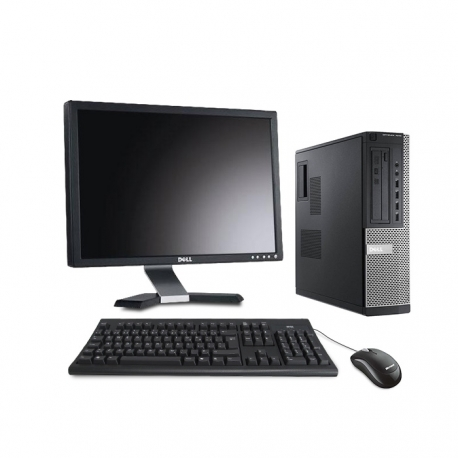 Pack Dell OptiPlex 7010 DT + Ecran20""