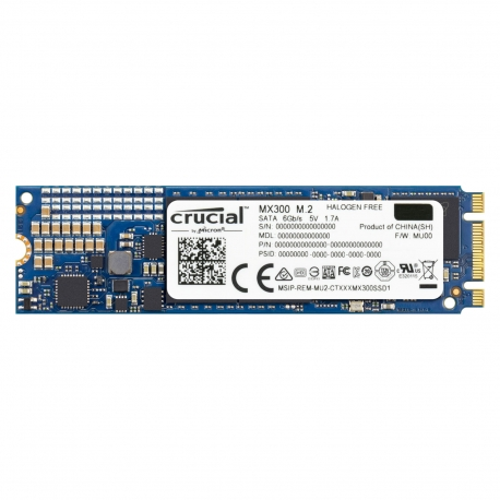 SSD Crucial MX300 - 275Go