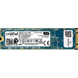 SSD Crucial MX500 - 256Go
