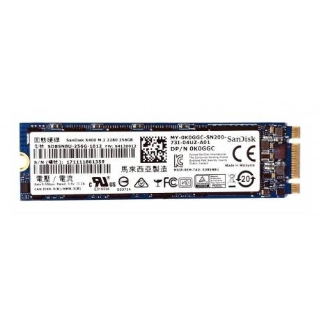 SSD SanDisk X400 Series - 256Go