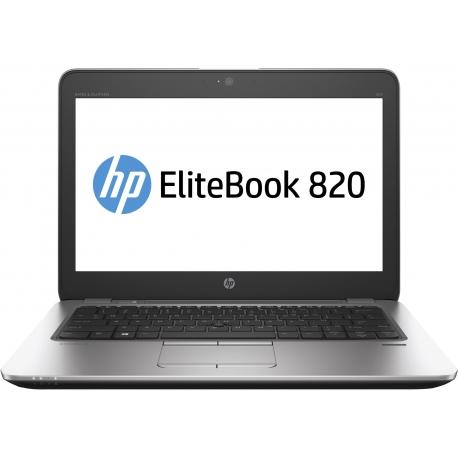 HP EliteBook 820 G4 - Pc portable reconditionné - 8Go - 120Go SSD