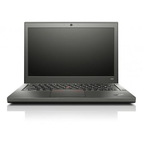 Lenovo ThinkPad X240 - Ordinateur portable reconditionne - 8 Go - SSD 120 Go - Linux