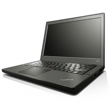 Lenovo ThinkPad X250 - Ordinateur portable reconditionné - 8Go - SSD 240 Go - Linux
