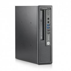 HP EliteDesk 800 G1 Desktop Mini - 4Go - 500Go HDD - Linux