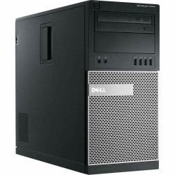 Ordinateur de bureau - Dell OptiPlex 7010 MT reconditionné - 4Go - 500 Go HDD - Linux