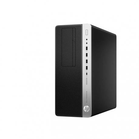 HP EliteDesk 800 G3 Tour - 16Go - 500Go SSD - Linux