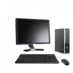 Pack HP Compaq Elite 8300 USDT - 4Go - 320Go HDD - Ecran 22