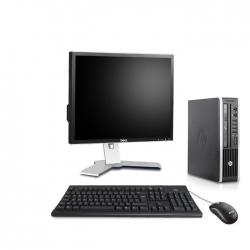 Pack HP Compaq Elite 8300 USDT - 8Go - 120Go SSD - Ecran 19
