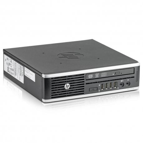 HP Compaq Elite 8300 USDT - 8Go - 120Go SSD - Linux