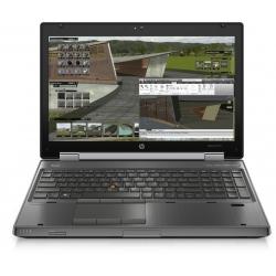 HP EliteBook 8570W - 8Go - HDD 500Go