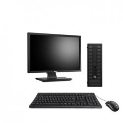 HP ProDesk 600 G1 SFF - 8Go - 500Go HDD - Ecran 22