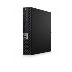 Ordinateur de bureau reconditionné - Dell OptiPlex 7040 Micro - 4Go - 120Go SSD