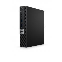 Ordinateur de bureau reconditionné - Dell OptiPlex 7040 Micro - 4Go - 500Go SSD - Linux
