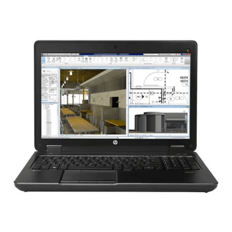 HP ZBook 15 G3 - 8Go - 240Go SSD