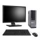 Pack Dell OptiPlex 9020 SFF - 8Go - SSD 120Go - Windows 10 - Ecran 22''