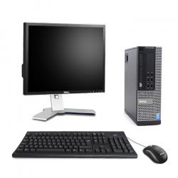 Pack Dell OptiPlex 9020 SFF - 8Go - SSD 120Go - Windows 10 - Ecran 19''