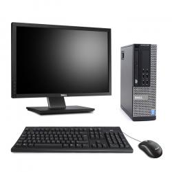 Pack Dell OptiPlex 9020 SFF Linux - 8Go - HDD 500Go - Ecran 22''