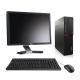 """Lenovo ThinkCentre M800 SFF - 8Go 240Go SSD - Ecran 20"""""""