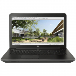 HP ZBook 17 G3 - 16Go - 240Go SSD
