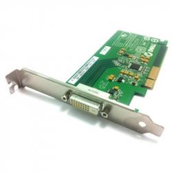 Carte PCI-E Dell Optiplex - DVI - 0FH868 - Low Profile