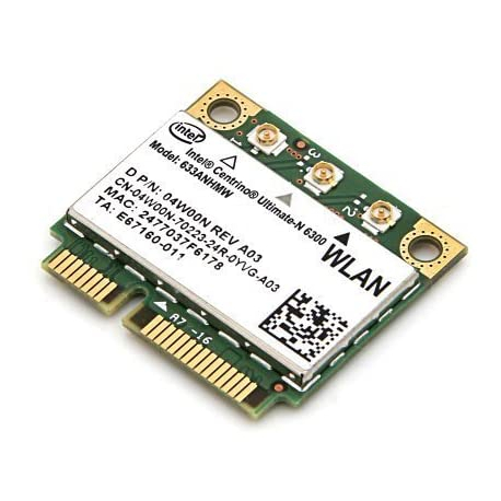 Mini Carte WIFI INTEL Centrino Wireless-N 6300 - 633ANHMW