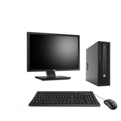 HP EliteDesk 800 G2 DM - 8Go - 500Go HDD - Ecran22