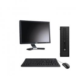 HP ProDesk 600 G1 SFF - i3 - 8Go - 500Go HDD - Ecran20