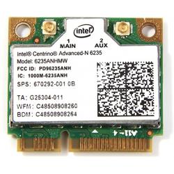 Carte WIFI + Bluetooth Intel Centrino Advanced-N 6235 - 6235ANHMW
