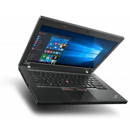 Pc portable reconditionné - Lenovo ThinkPad L460 - 16Go - HDD 500Go