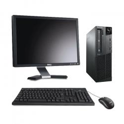 """Lenovo ThinkCentre M81 SFF - i5 - 8Go - 500Go HDD + écran 20"""" - Linux"""