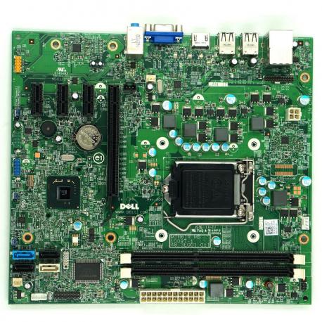Carte Mère MotherBoard DELL Optiplex 3010 DT - DDR3 SDRAM - LGA1155 Socket - 42P49
